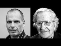 Noam Chomsky and Yanis Varoufakis at the New York Library, 26 April 2016 - Garn Press Latest Books, New Books, Dollar Collapse, Noam Chomsky, Culture, New York Public Library, Democratic Party, Social Justice, Economics