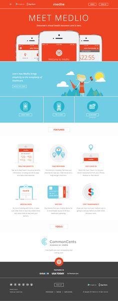web con diseño chulo