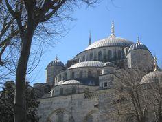 Blue Mosque, Istanbul (Turkey)