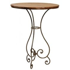 Nantucket Round Bar Table