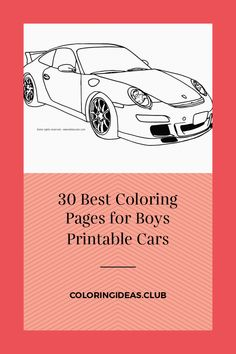 The 30 Best Ideas for Cars Coloring Pages for Boys . Coloring pages the easiest method to calm your kid. By the way there are numerous benefits of colorin pages: … Monster Truck Coloring Pages, Race Car Coloring Pages, Happy Birthday Coloring Pages, Sports Coloring Pages, Boy Coloring, Coloring Pages For Boys, Disney Coloring Pages, Free Printable Coloring Pages, Free Coloring