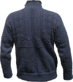 Gansey sweater history