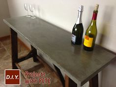 diy-concrete-table-finished