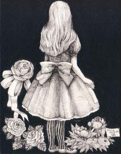 алиса в стране чудес викторианская эпоха открытки аксессуары комплектующие