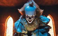 'It: Chapter Star Jessica Chastain Promises The Bloodiest Scene In Horror Movie History Evil Clowns, Scary Clowns, Jessica Chastain, Two Movies, Movies And Tv Shows, Stephen King Novels, Stephen Kings, Link Halloween, Xavier Dolan