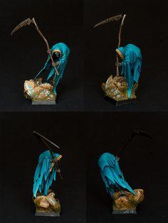 CoolMiniOrNot - Cairn Wraith by Asha