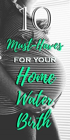 10 Must Haves for Your Home Water Birth – Matt-n-Sally Great article with tips and ideas for preparing for a home water birth. Natural Birth, Natural Life, Birth Photos, Water Birth, Preparing For Baby, Birth Photography, Expecting Baby, Baby Birth, Sally