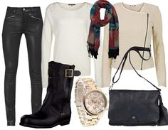 lazy schooldays - Casual Outfit - stylefruits.nl