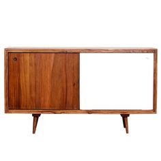 Mullan Cabinet White, $795, now featured on Fab.For the bedroom: sweaters, etc.