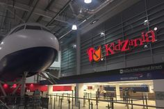 Our day at Kidzania London