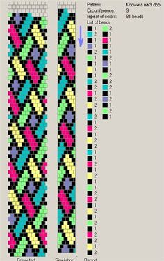 Crochet ... but also for peyote