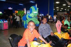 R.A.D. Nights Rebounderz Jacksonville Jacksonville, FL #Kids #Events