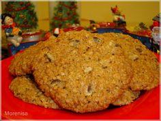 LA COCINA DE MORENISA: Oatmeal & Chocolate Cookies