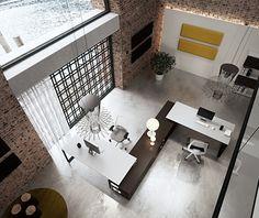 Della Valentina Office Reception LED2 | /// public /// | Pinterest ...