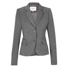 £125.00 Erica Jacket in grey from LK Bennett