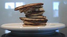 Placki z mąki gryczanej i ryżowej Pancakes, Breakfast, Food, Morning Coffee, Essen, Pancake, Meals, Yemek, Eten