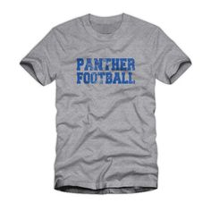 Pictures of Dillon Panthers Football T-Shirt
