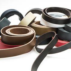 Lederbänder und Lederriemen aus Echtleder sind vielseitig einsetzbar. Klar, dass wir die Bänder als Meterware in vielen tollen Farben im Online-Shop anbieten. Shops, Leather Cord, World, Colors, Taschen, Schmuck, Tents, Retail, Retail Stores