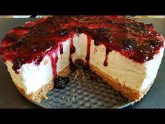 Μητσομαγειρέματα επεισόδιο 5ο: Cheesecake - YouTube Cupcake Cakes, Cupcakes, Cookie Frosting, Greek Recipes, Cheesecakes, Muffins, Menu, Sweets, Cookies
