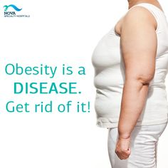 Being obese is not just bad for #health but it also takes a hit on your self-esteem. Good news is that, like any other disease, obesity also has a cure.