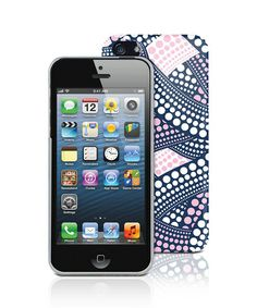 Take a look at this Lucy Dot Malibu Case for iPhone 5 by Merkury Innovations on #zulily today!