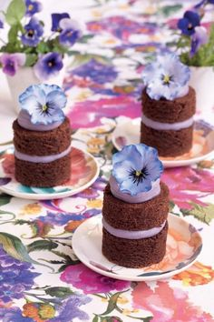 This chocolate cake recipe is a little more moist than others, but it is also denser and heavier, which makes it an excellent base for tiered and iced celebration cakes.