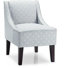 $150 -- Phoenix Gigi Upholstered Accent Chair, Multiple Colors - Walmart.com