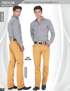 2825 Pantalon Caballero Lamasini Red Label