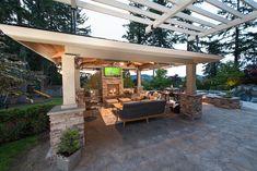 Great Outdoor Room Patio Outdoor Rooms Outdoor