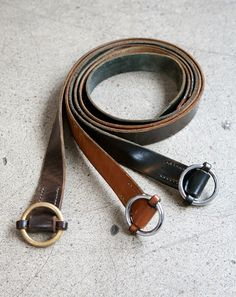 Wiley Brothers Belt