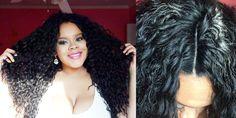Outre Synthetic Lace Front Wig L Part Batik Peruvian Samsbeauty