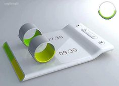 Couples' alarm clock - Put the ring on your finger and it vibrates to wake you and not your partner.    Meet Interesting Engineering  More cool stuff : www.welldonestuff.com