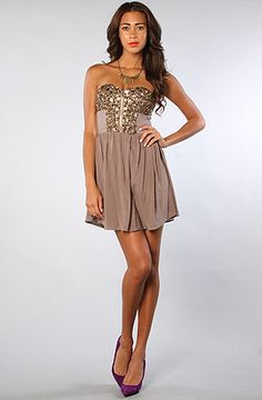 $118 The Gemini Dress by Ladakh - Use repcode SMARTCANUCKS for 10-20% on #karmaloop - http:/www.lovekarmaloop.com