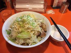 ちばから 油そば あかんなミックス 野菜 油 ネギ にんにく ¥860、¥30