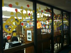 Our California History and Family Research Room Display.