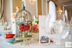 18. Alice in Wonderland Wedding,Centerpieces,Menu card / Alicja w Krainie Czarów,Dekoracja stołu,Anioły Przyjęć