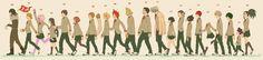 Tags: Fanart, Pixiv, Fanart From Pixiv, Boku no Hero Academia, Midoriya Izuku, Bakugou Katsuki, Asui Tsuyu, Aizawa Shouta, Todoroki Shouto, Uraraka Ochako, Hagakure Tooru, Shouji Mezou, Ojiro Mashirao, Aoyama Yuuga, Jirou Kyouka, Kaminari Denki, Ashido Mina, Sero Hanta, Kirishima Eijirou, Mineta Minoru, Tokoyami Fumikage, Kouda Kouji, Iida Tenya, Yaoyorozu Momo, Satou Rikidou, Pixiv Id 15720559