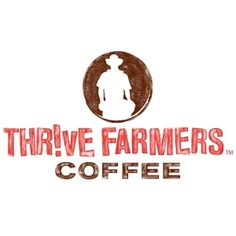THRIVE Farmers Coffee  I love this collective