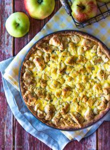 Omena-ansa Dessert Recipes, Desserts, Hawaiian Pizza, Yummy Treats, Quiche, Food And Drink, Pie, Sweets, Baking