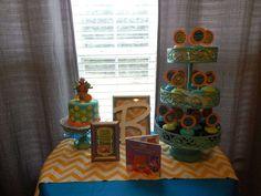 Pajanimals 2nd Birthday Party | CatchMyParty.com