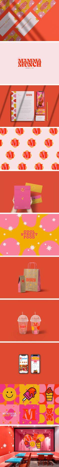 Food Graphic Design, Food Logo Design, Bakery Design, Logo Food, Brand Identity Design, Graphic Design Branding, Brand Design, Graphic Design Inspiration, Bakery Branding