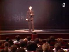 Yves Montand - A bicyclette (Olympia, 1981) - YouTube