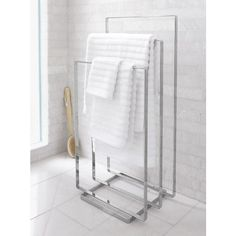 Look At This Chrome Two Tier Tabletop Towel Stand On Zulily Today