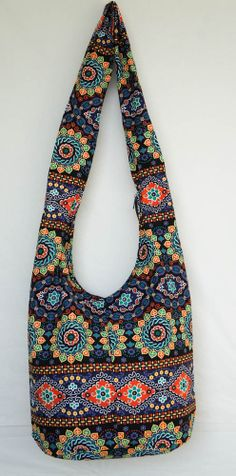 Sling Shoulder Tote Bag Pattern 96