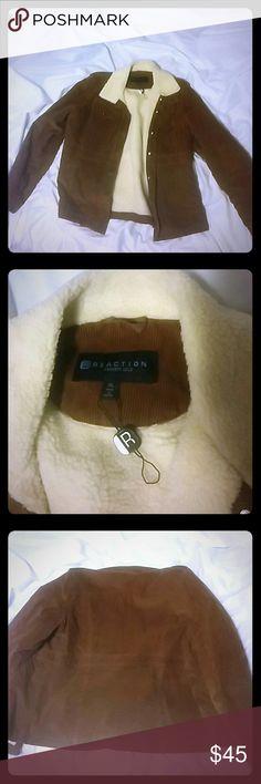 Kenneth Cole Reaction Corduroy Jacket SZ XL Very chill comfy. SZ XL Kenneth Cole Reaction Jackets & Coats