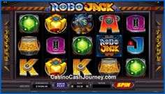 RoboJack is a 5-reel, 243 payline, Microgaming non progressive video slot machine. RoboJack also offers free practice, wild symbol, scatter symbol, multiplier, bonus game, free spins and more. More this way...   http://www.casinocashjourney.com/microgaming-slots/robo-jack.htm