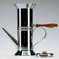 Neapolitan Espresso Maker 90018 | Alessi | Coffee- & espresso machines | Kitchen | AmbienteDirect.com