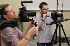 5 Simple Tips for Shooting Better Corporate Videos — For a lot of us, professional video production means shooting and editing corporate videos. Whether you've been doing it for decades or are planning your first shoot, here are some tips to keep in mind on your next project.