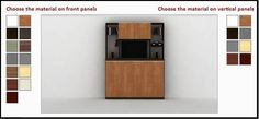 Virtually design your dream Murphy bed before you buy! Lots of styles and finishes to choose from.