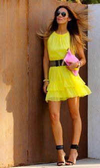 Formula Joven  Dresses and Formula Joven  Belts